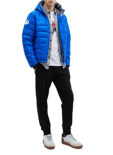 Canada Goose 'PBI Lodge' hooded down puffer jacket