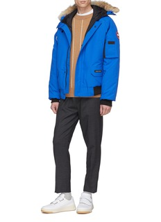 Canada Goose 'PBI Chilliwack' down bomber jacket