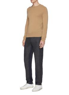Paul Smith Stripe inseam wool blend jogging pants