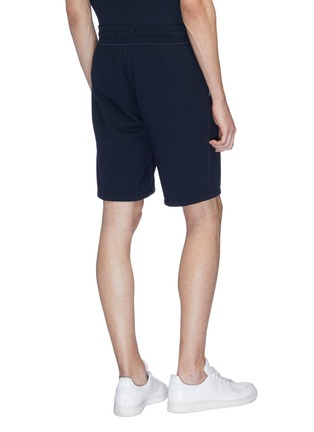 Back View - Click To Enlarge - Reigning Champ - Flatlock seam sweat shorts