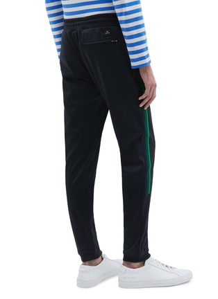 Back View - Click To Enlarge - PS Paul Smith - Stripe outseam sweatpants