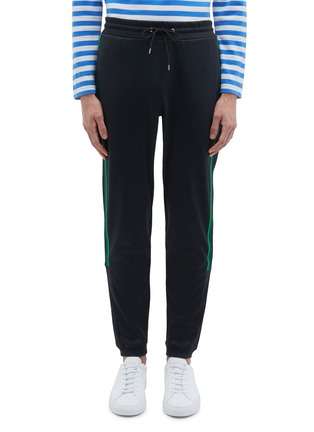Main View - Click To Enlarge - PS Paul Smith - Stripe outseam sweatpants