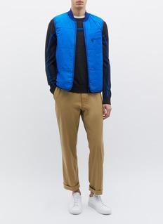 PS Paul Smith Stripe Merino wool sweater