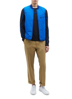 PS Paul Smith Chest pocket puffer gilet