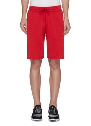 Main View - Click To Enlarge - Reigning Champ - Flatlock seam sweat shorts