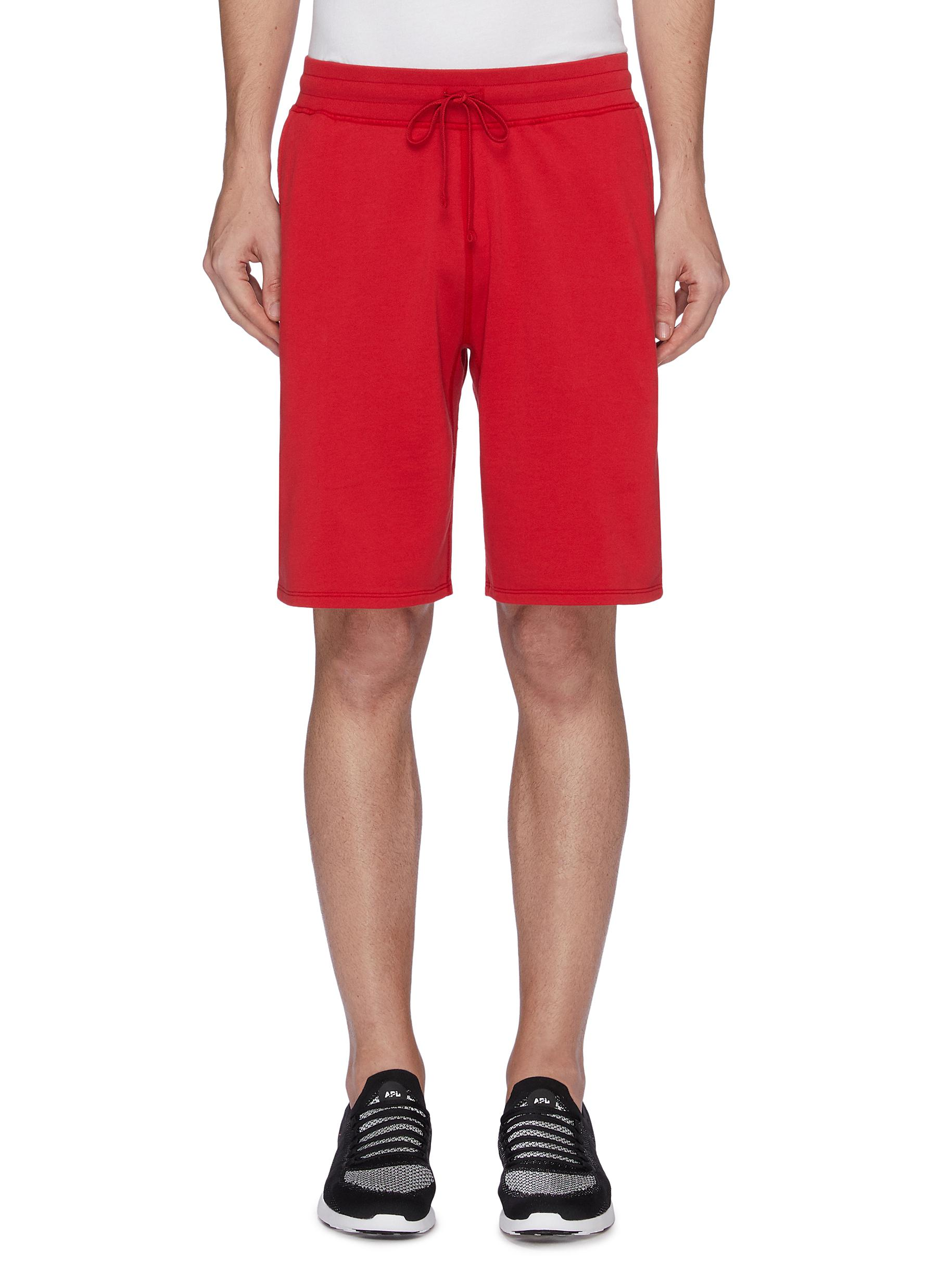 f473d0c3b32a Main View - Click To Enlarge - Reigning Champ - Flatlock seam sweat shorts