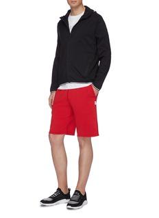 Reigning Champ Flatlock seam sweat shorts
