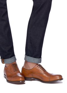Church's 'Dubai' leather Oxfords