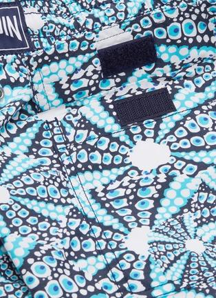 - Vilebrequin - 'Moorea' sea urchin print swim shorts