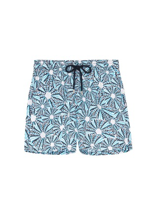 Main View - Click To Enlarge - Vilebrequin - 'Moorea' sea urchin print swim shorts