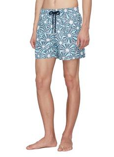 Vilebrequin 'Moorea' sea urchin print swim shorts