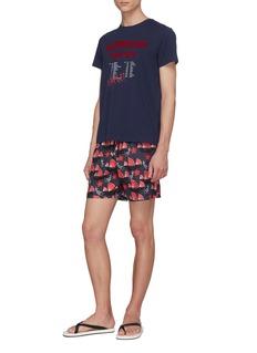 Vilebrequin 'Vilebrequin Tour 2019' print T-shirt