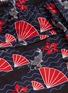 - Vilebrequin - 'Mahina' packable Hong Kong sailing boat print swim shorts
