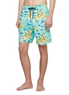 Vilebrequin 'Okoa' graphic print swim shorts