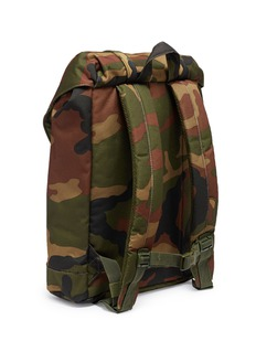 The Herschel Supply Co. Brand 'Retreat' camouflage print canvas 14L kids backpack