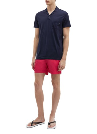 Figure View - Click To Enlarge - Orlebar Brown - 'Bulldog' swim shorts