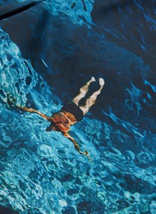 - ORLEBAR BROWN - 'Bulldog Deep Sea' print swim shorts