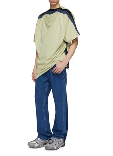 Y/Project Convertible layered T-shirt