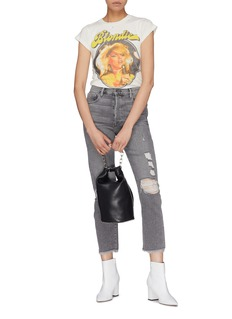 MadeWorn 'Blondie' graphic print T-shirt