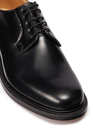 Detail View - Click To Enlarge - CHURCH'S - 'Shannon' leather Derbies