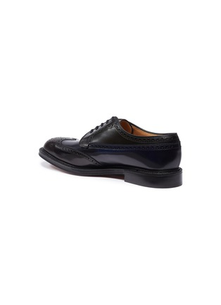 Detail View - Click To Enlarge - CHURCH'S - 'Grafton' ombré leather brogue Derbies