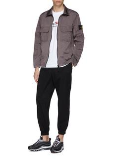 Stone Island Chest pocket ripstop shirt jacket