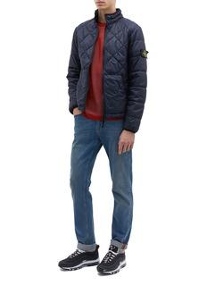 Stone Island Garment-dyed puffer jacket
