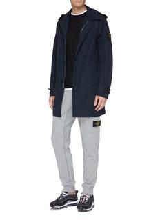 Stone Island Hooded Micro Reps coat