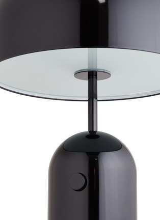 Detail View - Click To Enlarge - TOM DIXON - Bell large table lamp – Black