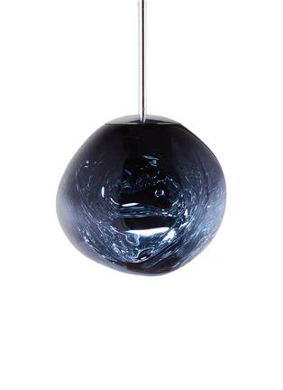 Main View - Click To Enlarge - TOM DIXON - Melt mini pendant light –Smoke