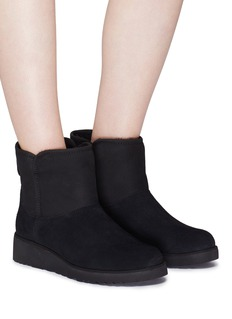 UGG 'Kristin' panelled ankle boots