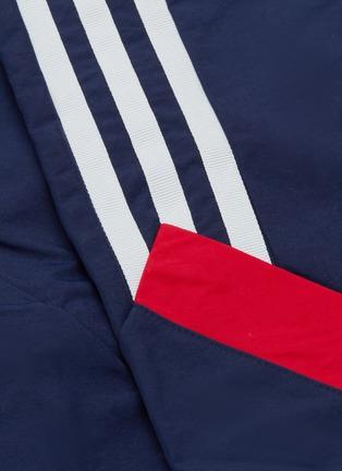 - Adidas - 'Sportive' stripe outseam track pants