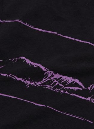- RtA - 'Pain' slogan graphic print T-shirt