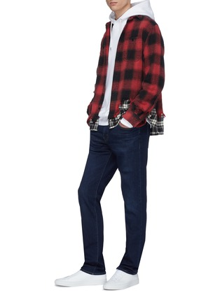 Figure View - Click To Enlarge - J BRAND - 'Kane' straight leg jeans