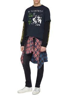R13 'Boy' slim fit jeans