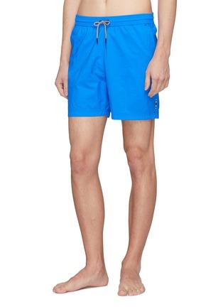 Figure View - Click To Enlarge - DANWARD - 'Milos' swim shorts