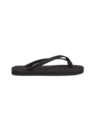 Main View - Click To Enlarge - DANWARD - Cross strap flip flops