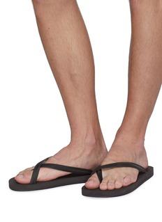 DANWARD Cross strap flip flops