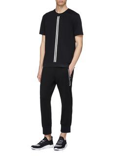 BLACKBARRETT Reflective trim pocket jogging pants