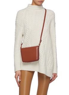The Row 'Julien' leather crossbody bag