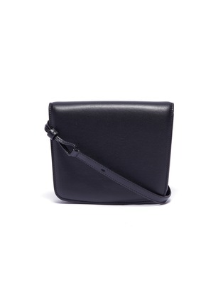 Main View - Click To Enlarge - THE ROW - 'Julien' leather crossbody bag