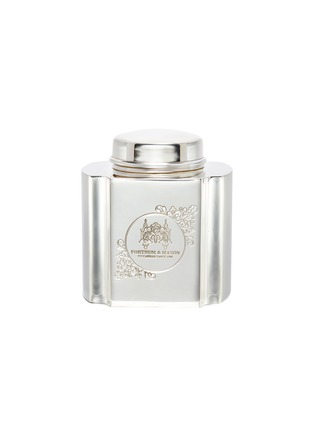 Main View - Click To Enlarge - FORTNUM & MASON - Silver-plated tea caddy