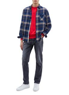 rag & bone 'Fit 3' tartan plaid herringbone shirt