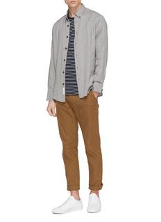 rag & bone 'Fit 2' cotton-linen twill shirt
