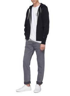 rag & bone Slub French terry hoodie
