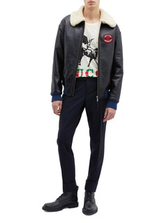 Gucci Graphic logo print T-shirt