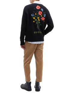 Gucci 'Chateau Marmont' graphic print sweatshirt