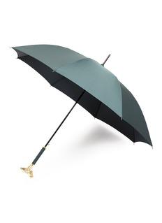 X+Q Angel handle umbrella –Racing Green