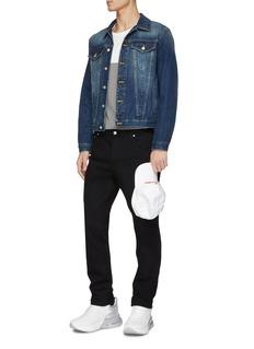 Alexander McQueen Sweatshirt jersey back jeans