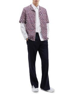 Valentino 'Valentino Scale' print shirt